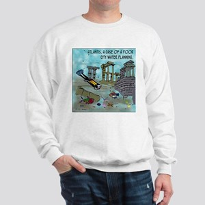 Atlantis Water Planning Sweatshirt